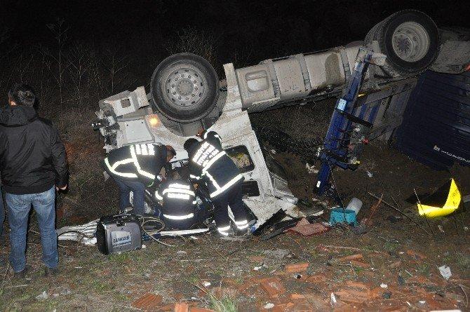 Bozüyük'te Trafik Kazası