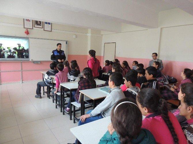 Kilis'te Polisin 'Şiddet' Eğitimi Sürüyor