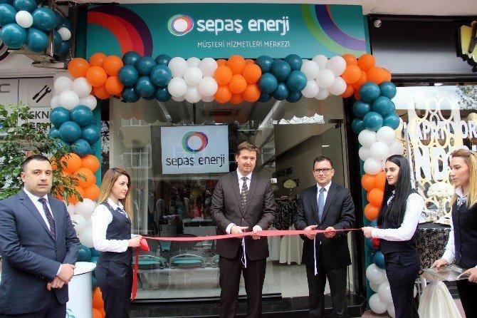 Sepaş Enerji Samsun'a Ofis Açtı