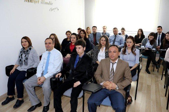 Manisa Büyükşehir'de Hizmet İçi Eğitim Semineri