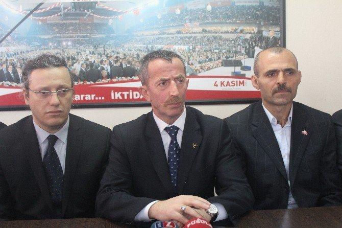 MHP'li Belediye Başkanı Partisinden İhraç Edildi