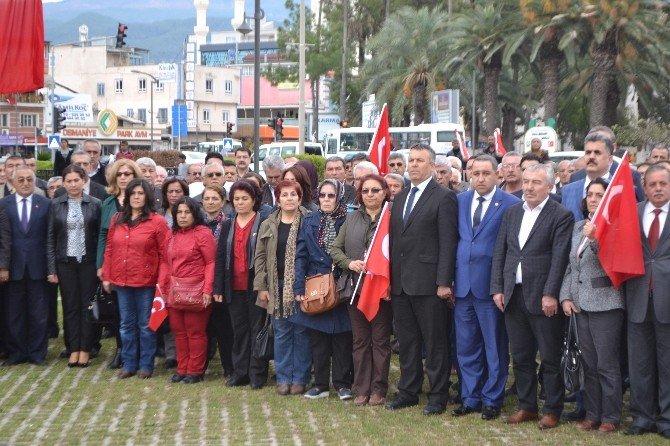 Osmaniyeliler Teröre Karşı TEK Yürek Oldu