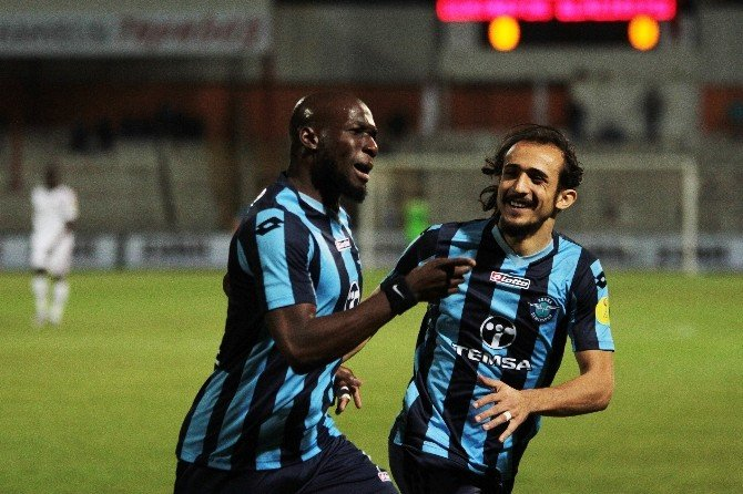 Adana Demirspor'un Gol Yükünü Pote Ve Burak Çekiyor