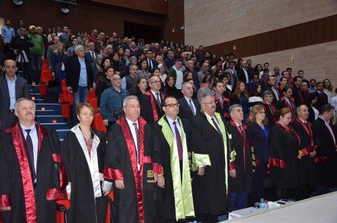 8. Geleneksel Beyaz Önlük Giyme Töreni Gerçekleştirildi