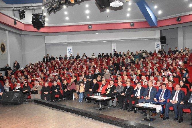 Sevgi Ve Hoşgörü Konferansına Yoğun İlgi