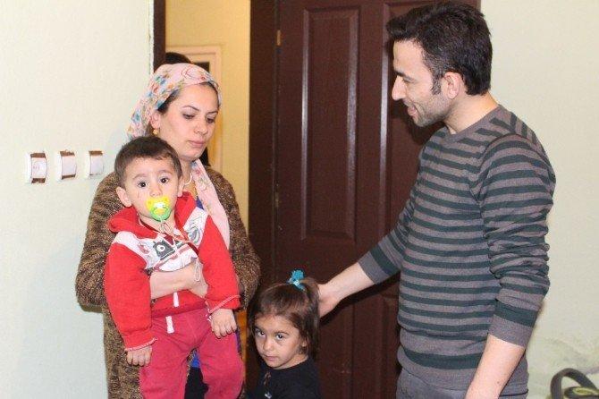 Aile Hekiminden Mağdur Ailelere Yardım