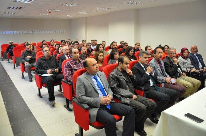 Tunceli Üniversitesi'nde TÜBA Konferansları Programı