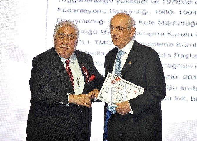 Türfad Ödül Töreni Yapıldı