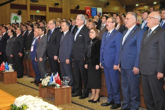 'Türkiye'nin AB'ye Üyelik Süreci' Toplantısı
