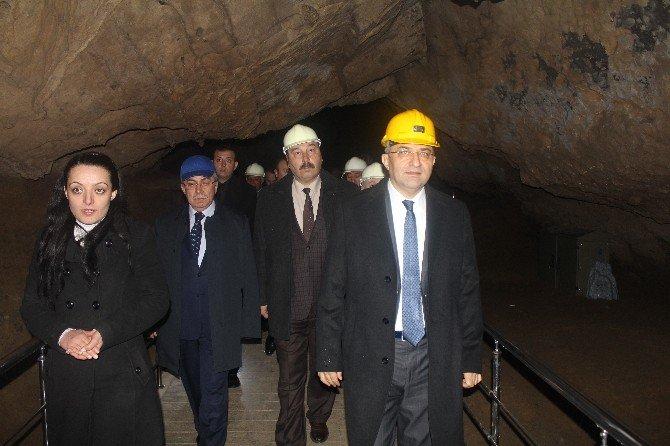 Türkiye'nin Üçüncü Büyük Mağarası Yeniden Ziyarete Açılacak