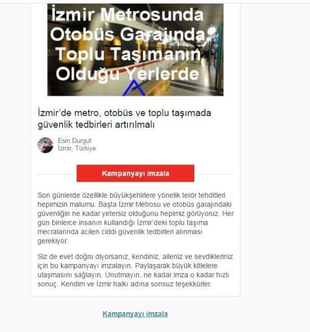 Milyonlara Ulaşan Sitede Dikkat Çeken İzban Kampanyası