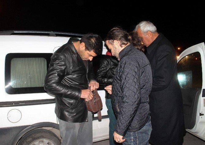 Konya'da Terör Polisinden Uygulama