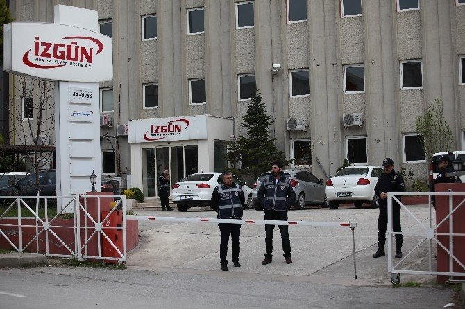 Bursa'da Yemek Fabrikasına Kayyum Atandı
