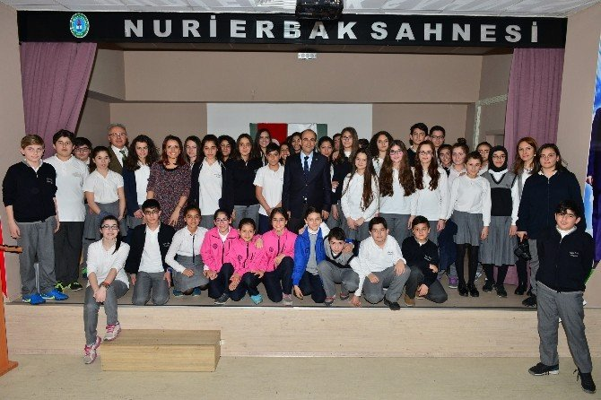Başkan Edebali'den Öğrencilere Hayat Dersi