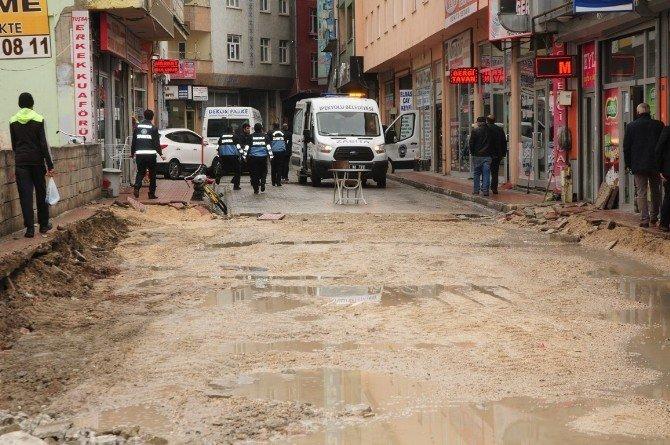 Zerbank 2. Sokak Kapatıldı
