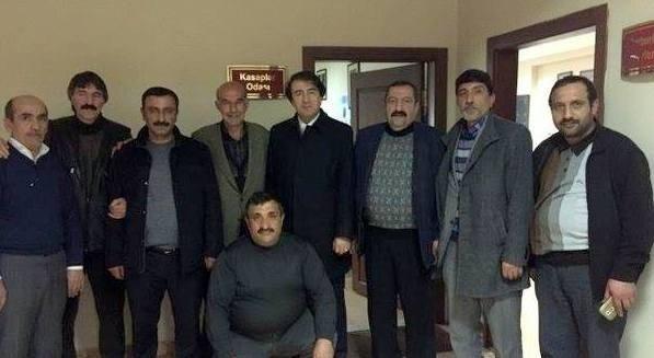 Aydemir: ET Borsası Erzurum'u Ayrıcalıklı Kılacak