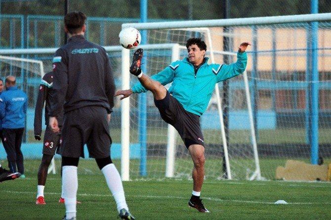 """Tiago: """"Adanaspor'da Unutamayacağım Anılarım Var"""""""