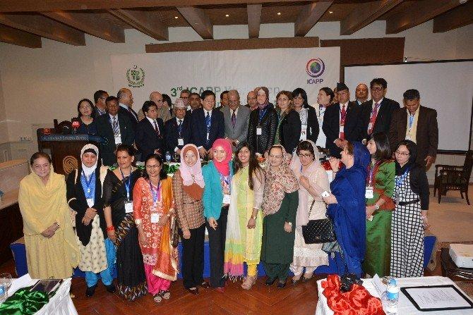 Icapp İnsan Ticareti Çalıştayı Pakistan'da Gerçekleştirildi