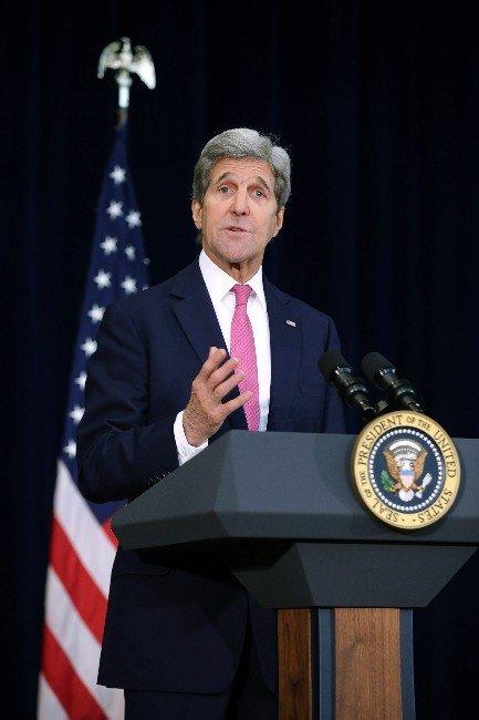 """Kerry: """"Daeş, Irak Ve Suriye'de Soykırım Suçu İşledi"""""""