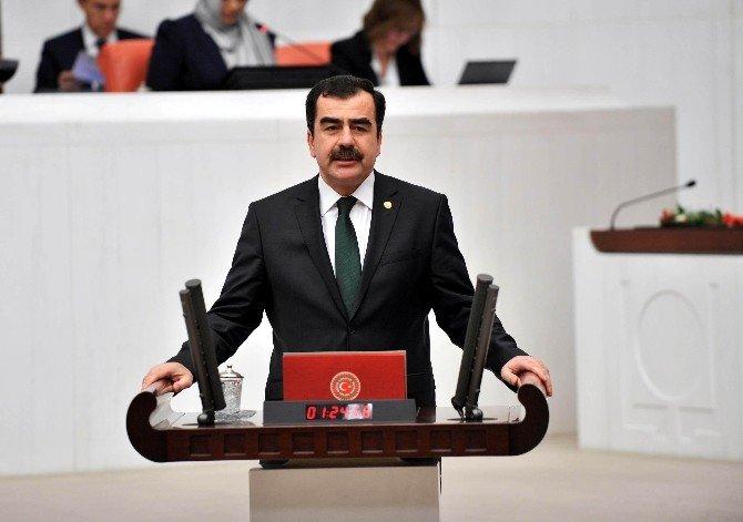 AK Parti Aydın Milletvekili Erdem, Çanakkale Deniz Zaferi'ni Kutladı
