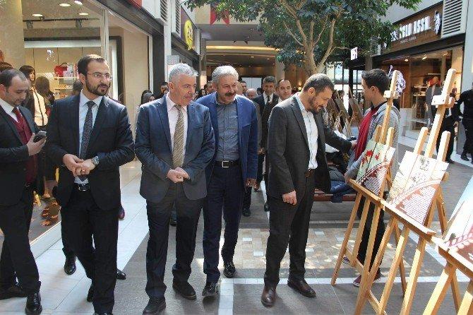 18 Mart Çanakkale Zaferi Fotoğraf Sergisi Açıldı