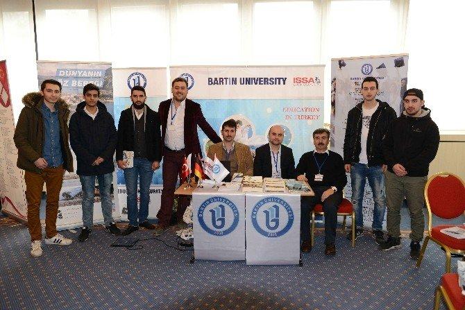Bartın Üniversitesi Almanya'da Tanıtıldı