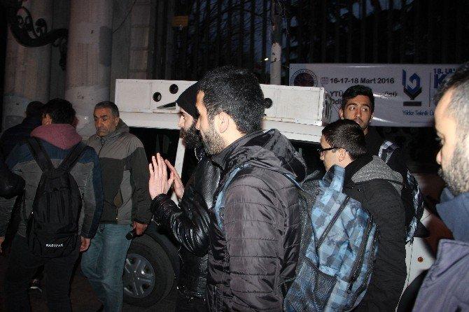 Galatasaray Meydanı'ndaki Eyleme Müdahale: 4 Gözaltı