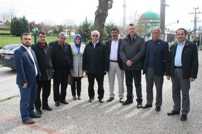 Bursa'daki Yeni Katı Atık Tesisine 11 Mahalleden Destek