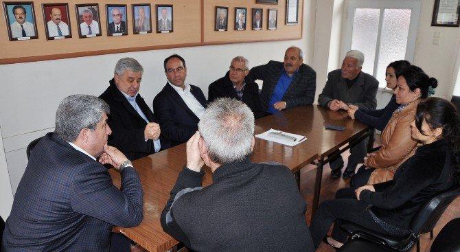 """Tümer: """"Köylü, Köyünü Terk Ediyor"""""""