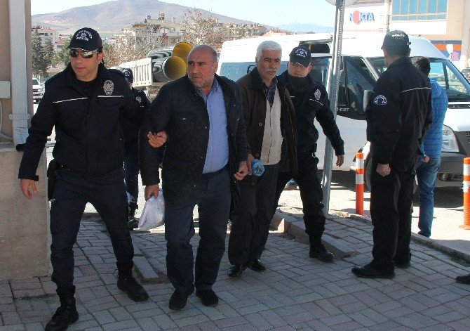Elazığ'daki Terör Operasyonunda 4 Şüpheli Adliyeye Sevk Edildi