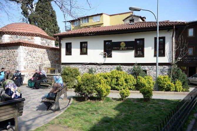 Eskici Mehmed Dede Aşevi Yenilendi
