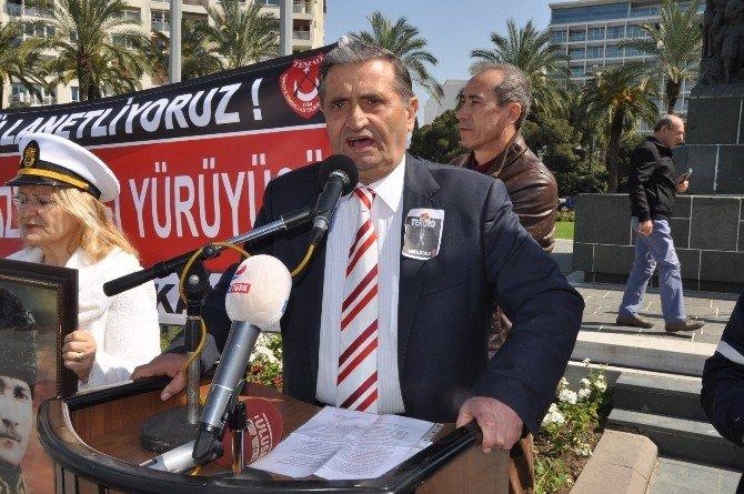 Emekli Astsubaylar Terörü Kınadı