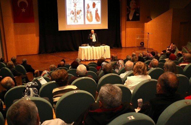 Büyükşehir'de Halk Sağlığı Toplantıları Devam Ediyor