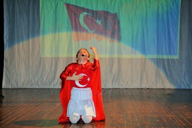 Körfez'de İstiklal Marşının Kabulü Kutlandı