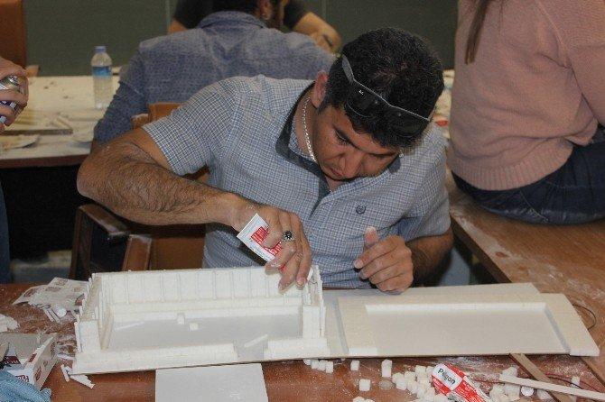 36 Bin Küp Şekerle Tarihi Eserlere Can Verdiler