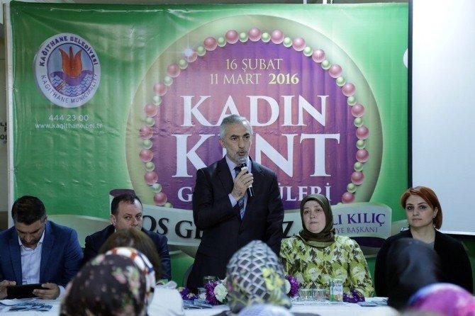 Kağıthaneli Kadınlar, Yönetimde Aktif Rolde