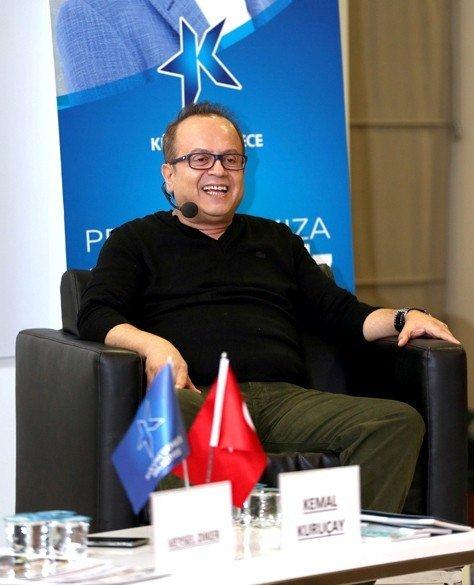 Oyuncu Kemal Kuruçay: ''Tiyatro Mesaj Vermeli, Sanatta Memuriyet Olmamalı''