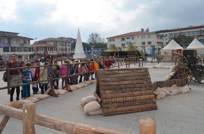 Kula'da Çanakkale Platosu Kuruldu