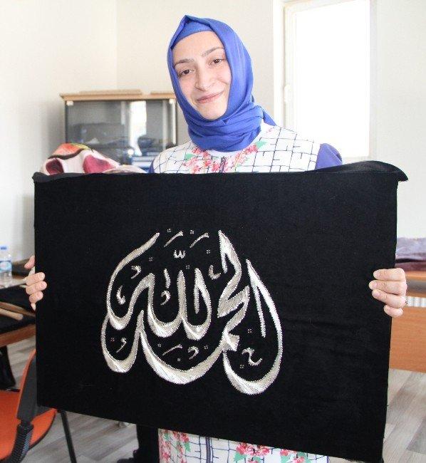 Osmanlı Sanatı Kadın Eliyle Gün Yüzüne Çıkıyor