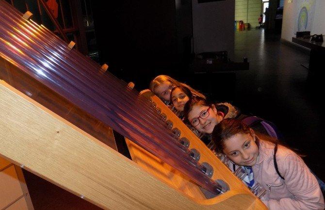 Minik İzcilerden, Bilim Müzesi Çıkarması