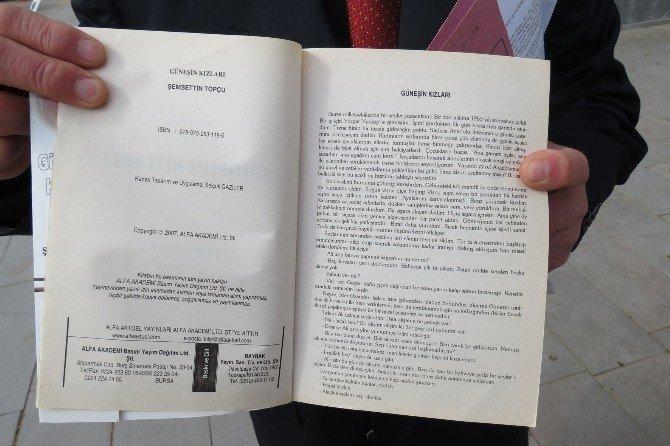 'Güneşin Kızları' Romanının Yazarından Suç Duyurusu