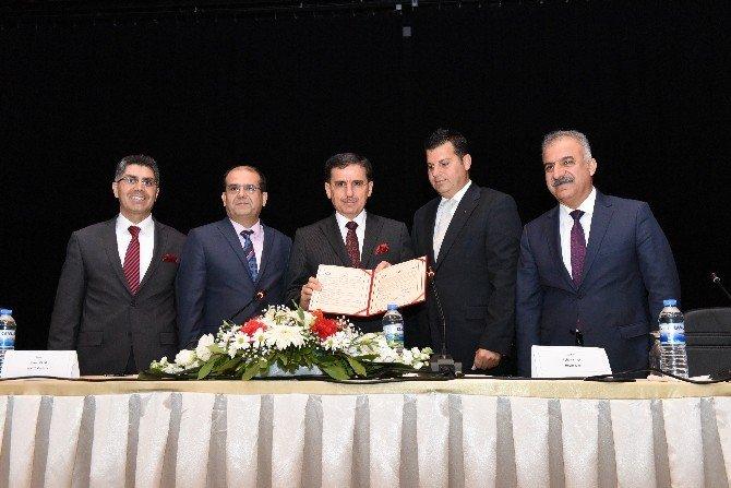 Mehmet Selim Kara MYO İçin Protokol İmzalandı