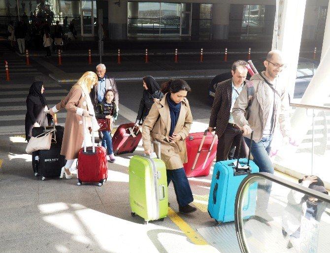 İranlı Turistler Terörden Korkmuyor