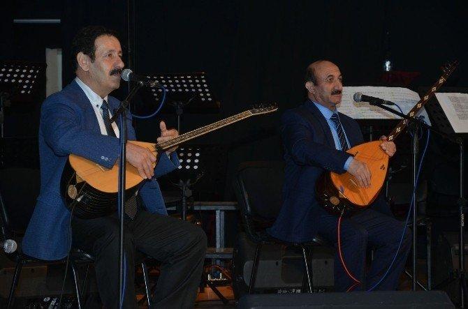 """Odunpazarı Belediyesi'nden """"Aşık Atışması Ve Türküler"""" Konseri"""