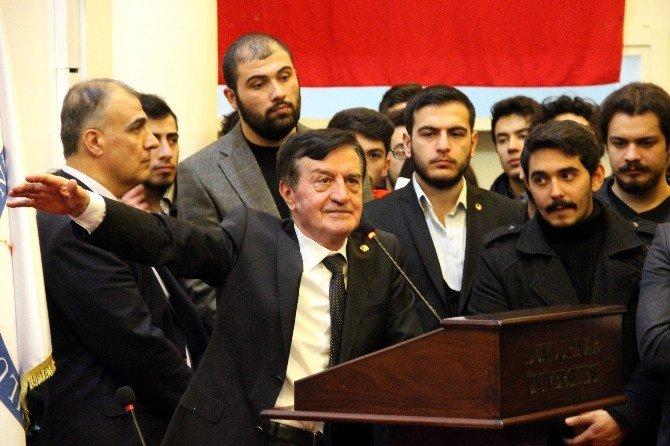 Osman Pamukoğlu'ndan 'Anti Terör Bakanlığı' Kurulmalı' Önerisi