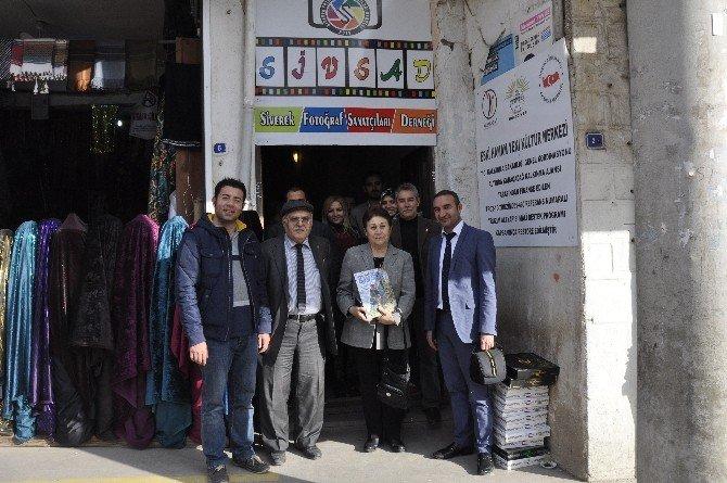 Prof. Dr. Zuhal Karahan'dan Sivsad'a Ziyaret