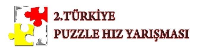 İkinci Türkiye Puzzle Hız Yarışması Başlıyor