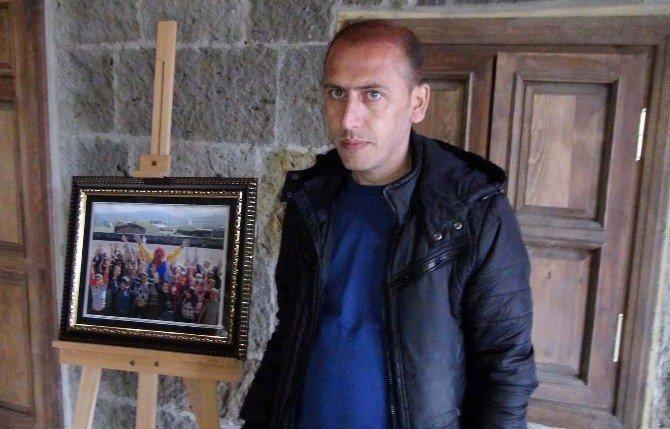 Bitlisli Gençler Tarihi Binada Sanatla Buluşuyor