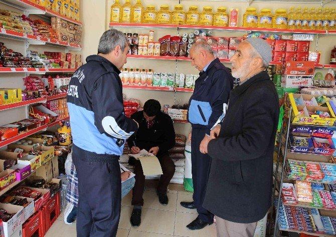 Haliliye'de Zabıtalar Sağlıksız Gıdaların Satışına Geçit Vermiyor