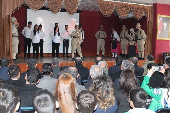 Sarıkamış'ta İstiklal Marşı'nın Kabulü Ve Mehmet Akif Ersoy'u Anma Günü